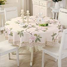 china linen fabric custom jacquard tablecloth polyester decoration dining hotel wedding round table cloth