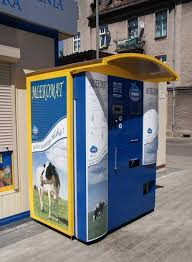 Outdoor Vending Machines Near Me Beauteous Raw Milk In Poland Interview With A Polish Raw Milk Vending