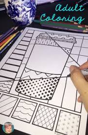 coloring book pages pop art designs these are not your ordinary coloring