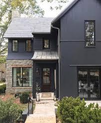Q+A: Black or White Windows   e x t e r i o r s   Black ...