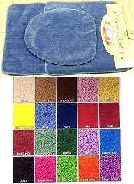 contour bath rug 3 piece shiny chenille set includes and lid cover canada contour bath rug rugs great purple carpet reversible crochet bathroom pattern