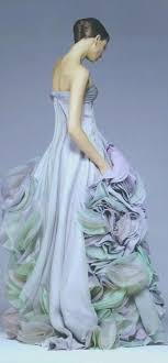 unconventional wedding gowns page 5