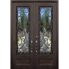 Florida Iron Doors Front Doors Exterior Doors The Home Depot - Iron exterior door