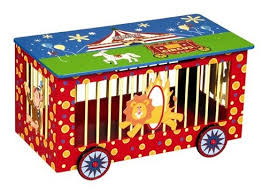 Box Decorating Ideas For Kids Circus Toy Box by Guidecraft Kids Decorating Ideas Kiddos 2