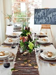 Inspiration for Your Thanksgiving Table: 9 Festive Tablescapes ...