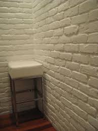 ... Superb White Brick Paneling 120 White Brick Look Paneling White Brick  Wall: Full Size