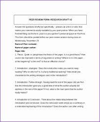 Peer Evaluation Form Sample Presentation Evaluation Form Template ...