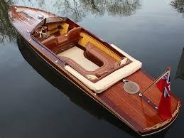 Designer Boat Mclaren Designer Builds Gorgeous Electric Speedboat