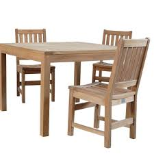 Square Kitchen Table And Chair Set