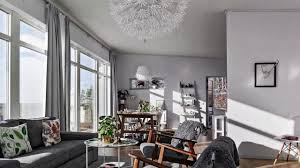 Gorgeous Waterfront Hill House Beautiful Scandinavian Interior - Hill house interior