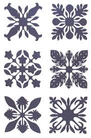 The style of Hawaiian Quilt which is made up of a collection of ... & The style of Hawaiian Quilt which is made up of a collection of smaller  blocks is called