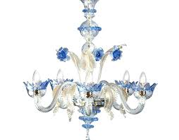 glass chandelier replacement