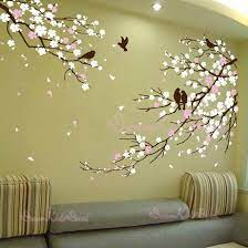 cherry blossoms wall decal wall sticker