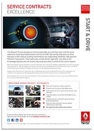 Start & Drive Service Contracts - Maintenance & Repair - Renault ...