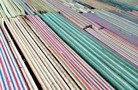 table colorful strips of skateboard looks fantastic diy coffee table