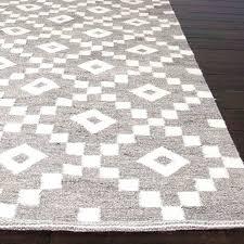 best wool area rugs flat woven area rugs best of flat weave geometric pattern grey ivory
