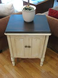 french distressed furniture. Fake-It Frugal: Fake French Country Furniture, The Side Table (Part 1 Of 3) Distressed Furniture T