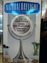 vanity mirror inventory and at your will vary natural daylight sunter replacement bulb vanity mirror led box chaser natural daylight