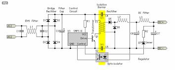 smps circuit diagram ireleast info smps circuit diagram the wiring diagram wiring circuit