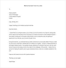 Ideas Of Medical Thank You Letter 10 Free Sample Example Format