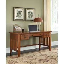 cottage style office. Cottage Style Desk Arts And Crafts Oak White Office Furniture .