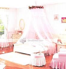 Toddler Bed For Girl Little Canopy Home Design Girls Bedding Pink ...