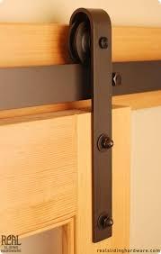 Inexpensive Sliding Barn Door Hardware   Remodeling   Pinterest ...