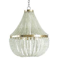 coastal chandelier light s lamp shades