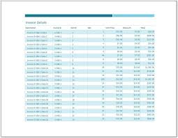 Invoice Tracking Template Sales Invoice Tracker Worksheet And Template Clickstarters 7