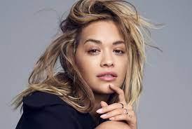 Rita ora will not be held back. Rita Ora