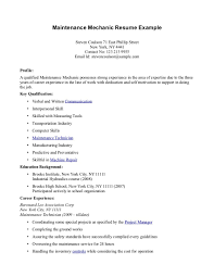 Resume Examples For Highschool Students With No Work Experience High