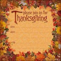 downloadable thanksgiving pictures free printable thanksgiving invitation template free printables