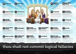 fallacy has many types and i want to refer to one of them ad hominem  fallacies of relevance happen when the premises are not logically relevant to the conclusion