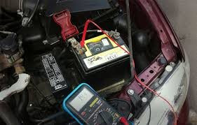 What Should My Car Battery Voltage Be While Driving