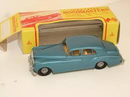 Rolls Royce Silver Cloud II | Model Cars | hobbyDB