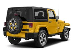 2018 jeep yellow. contemporary jeep baja yellow clearcoat 2018 jeep wrangler jk pictures altitude  4x4 photos rear view in jeep yellow