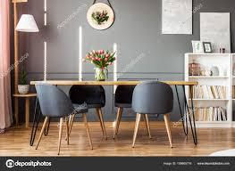 Grauer Esstisch Welche Stühle