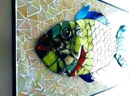 stained glass hanging art bed room window lamp hardware how to hang a ass wall decorations