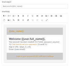 Send Personalized Email Notifications Thinkific