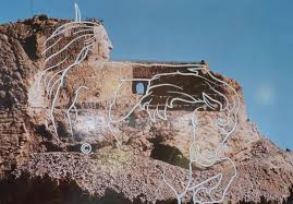 Znalezione obrazy dla zapytania crazy horse memorial