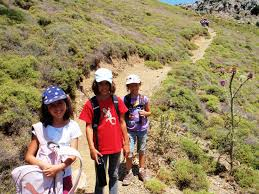 family outdoor activities. Family Trekking Excursions Crete Outdoor Activities For Families Kids Love Greece O