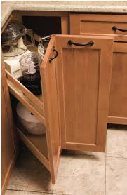Corner Drawer Kitchenmate Corner Cabinet 33 Corner 10 1 8 Min Opening Maple
