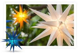 outdoor star lights yard envy