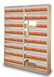 Chart Racks For Medical Records Medical 4 Post Shelving L T File Systems Chart Pro Systems