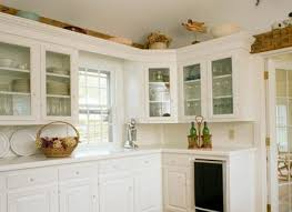 Above Kitchen Cabinets Ideas Decor Ideas For Above Kitchen Cabinets  Cabinetdirectories Com