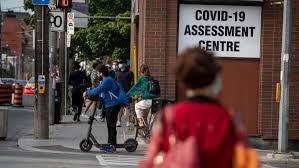 In observance of president's day, the covid data tracker will not update on monday, february 15. Health Officials Reveal New Projections As Ontario Sees 934 More Covid 19 Cases Cbc News