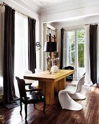 Black living room curtains Cotton Architecture Art Designs 30 Stylish Interior Designs With Black Curtains