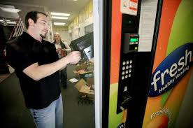 Healthy Choice Vending Machines Stunning Billings Man Promoting Healthier Vending Machine Choices Local