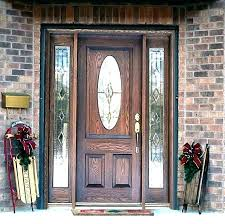 mesmerizing glass panel front door glass panels for doors glass panel exterior door front doors with