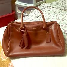 ... coach legacy haley satchel